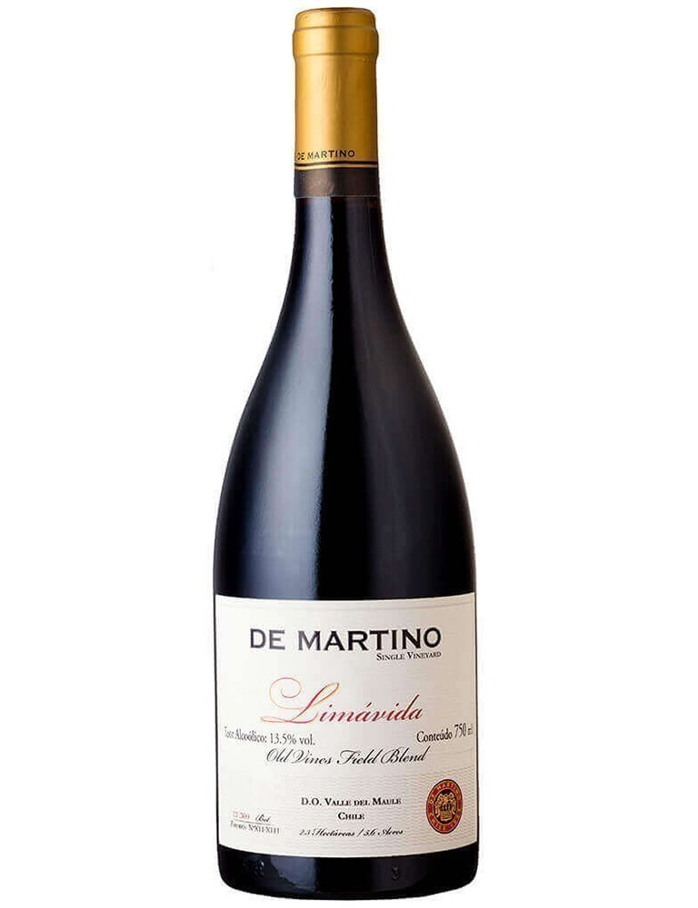 De Martino Old Bush Single Vineyard Limavida 2013 (750ml)