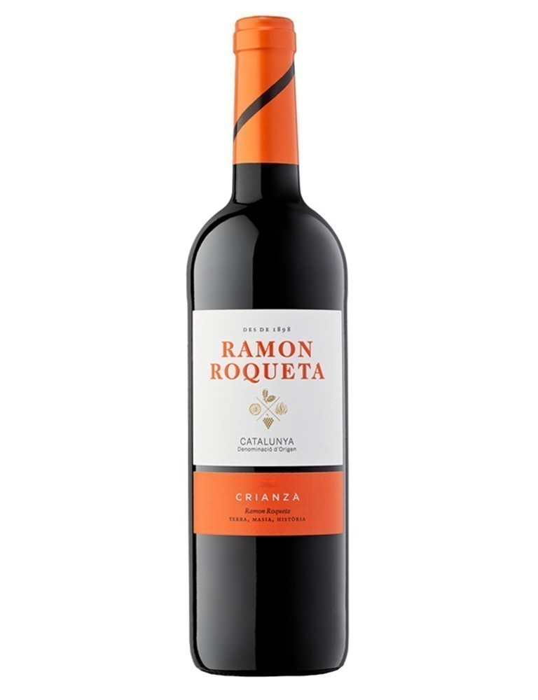 Ramon Roqueta Crianza 2016 (750ml)
