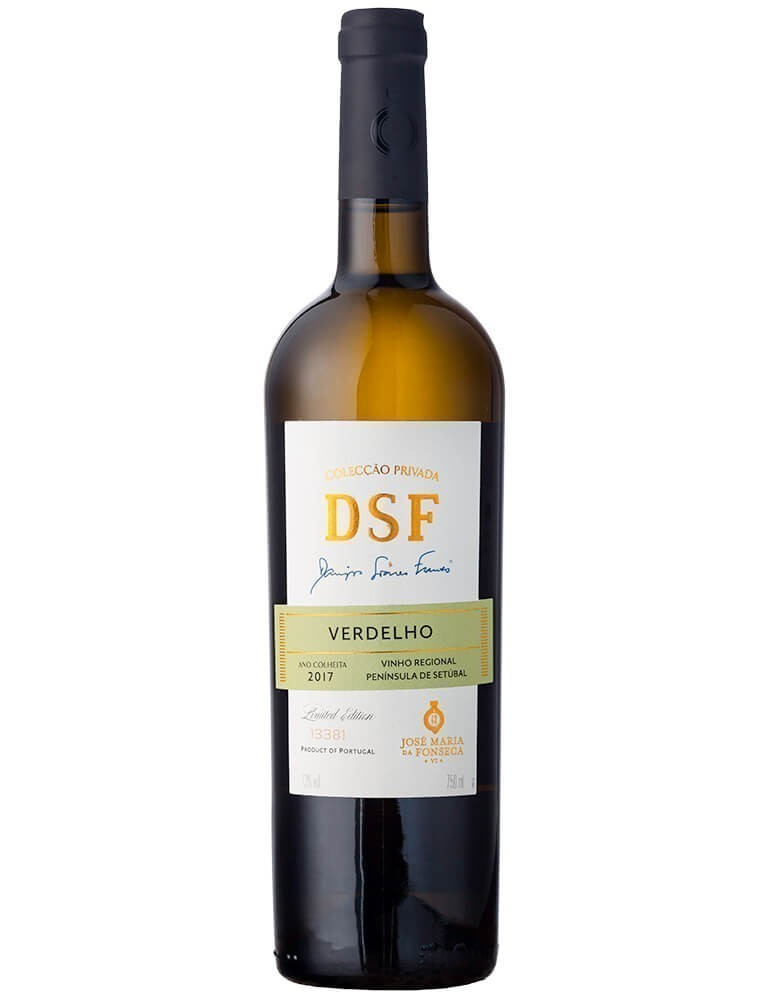 Domingos Soares Franco Colecção Privada Verdelho 2017 (750ml)