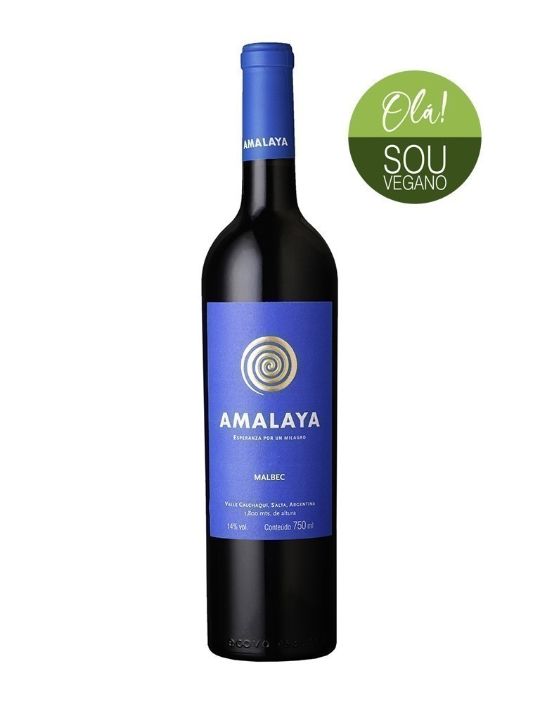 Amalaya Malbec 2019 (750ml)