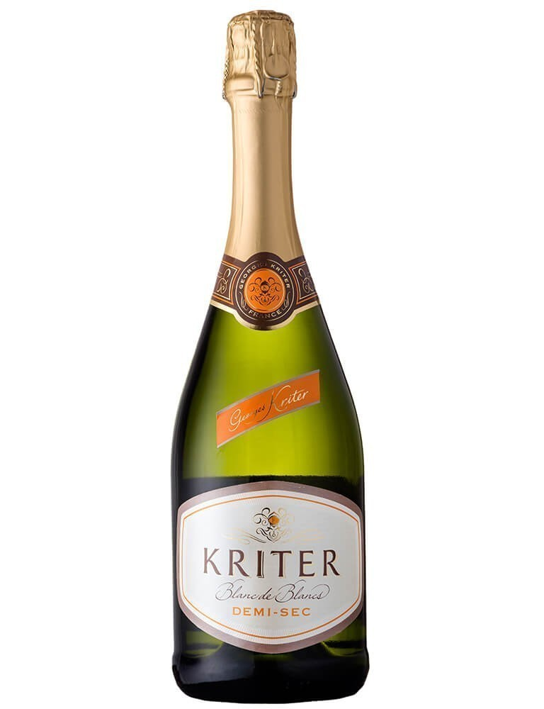 Espumante Kriter Demi-Sec (750ml)
