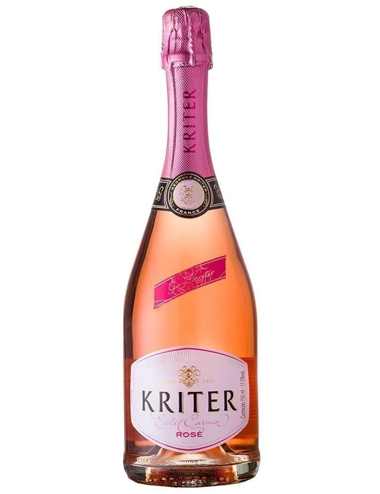 Espumante Kriter Rosé (750ml)