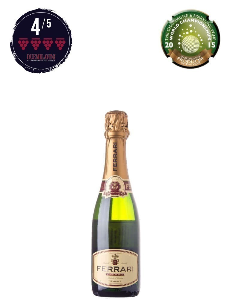 Espumante Ferrari Maximum Brut (375ml)