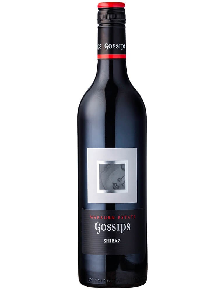 Warburn Estate Gossips Shiraz 2018 (750ml)
