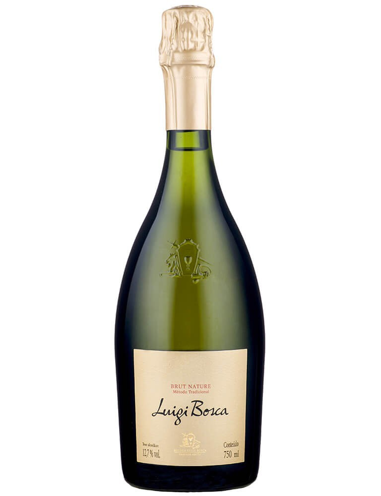 Espumante Luigi Bosca Brut Nature (750ml)