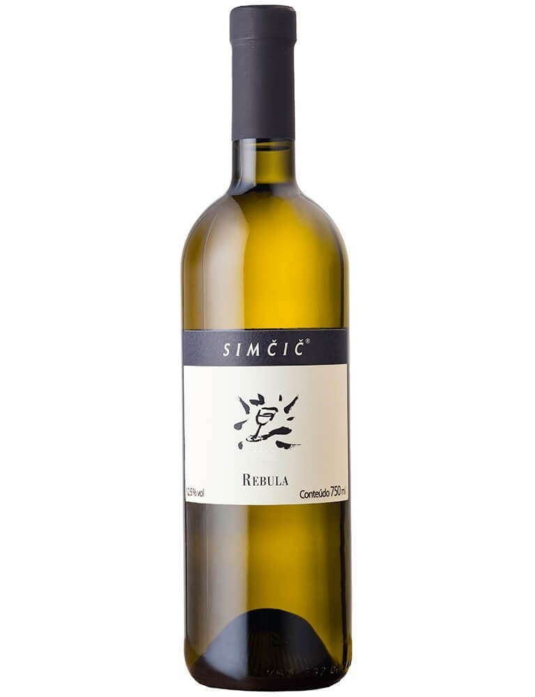 Simcic Marjan Rebula 2018 (750ml)