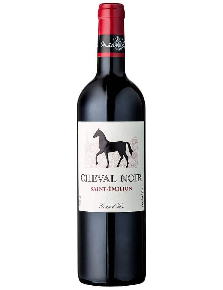 Cheval Noir Grand Vin Saint-Emilion 2016 (750ml)