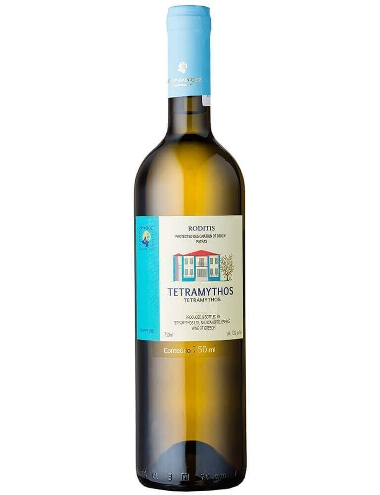 Tetramythos Roditis Nature 2018 (750ml)