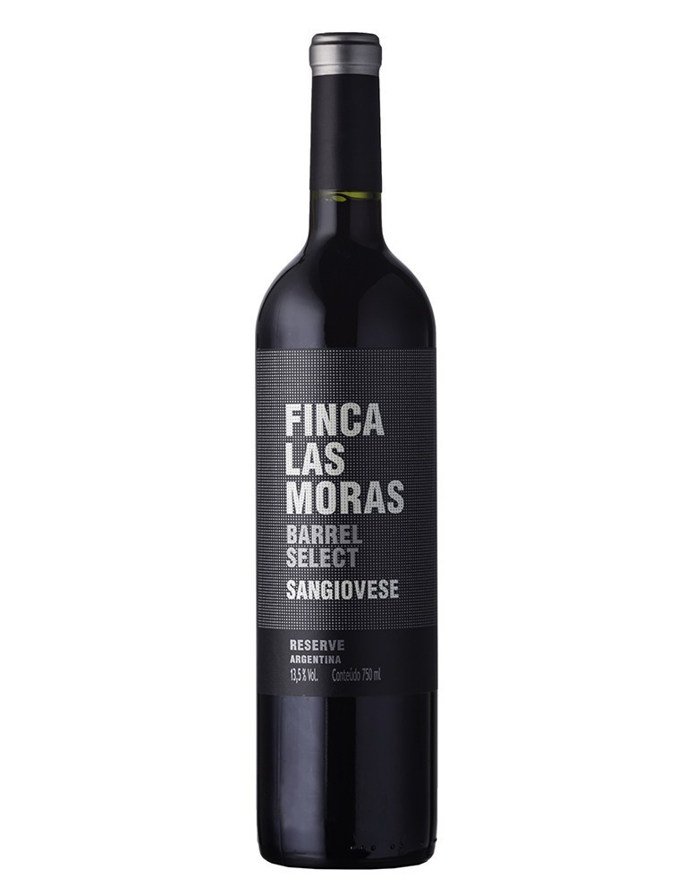 Las Moras Barrel Select Sangiovese 2017 (750ml)